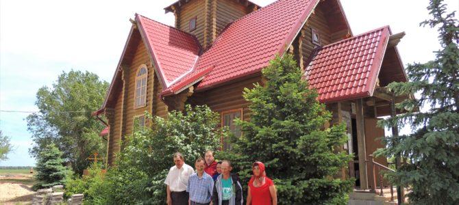 Поездка в Чуркинский монастырь